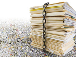 Paper Mountain in Gosport, Hampshire is the leading secure document shredding company.
